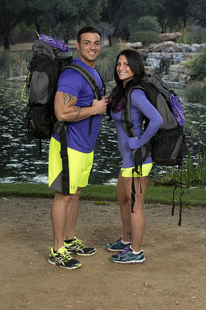 Matt Cucolo and Ashley Gordon (The Amazing Race 26)