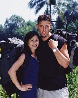 Michael Ilacqua and Kathy Perez (The Amazing Race 3)