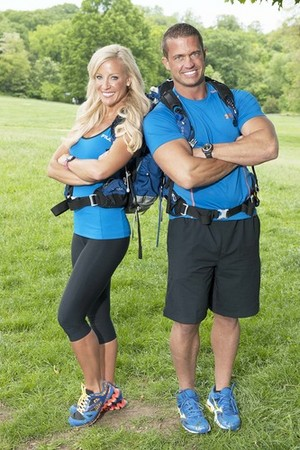 "Misti and James ""Jim"" Raman (The Amazing Race 25)"