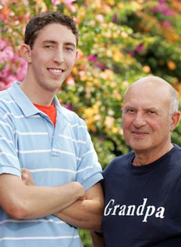 Nicolas Fulks and Donald Jerousek (The Amazing Race 12)
