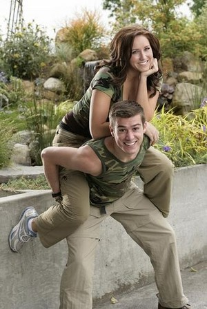 "Nicholas ""Nick"" and Emily ""Starr"" Spangler (The Amazing Race 13)"