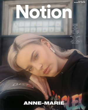 Notion magazine