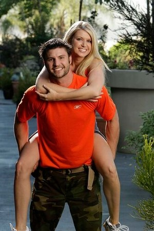 Preston McCamy and Jennifer Hopka (The Amazing Race 14)