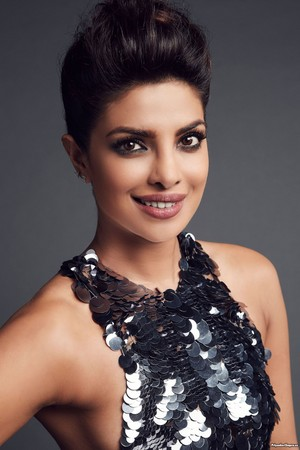 Priyanka ~ People's Choice Awards Portrait Studio (2016)