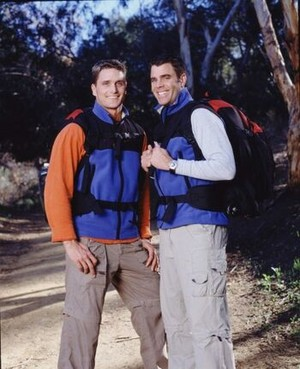 "Reichen Lehmkuhl and Willis Chapman ""Chip"" Arndt, Jr. (The Amazing Race 4)"