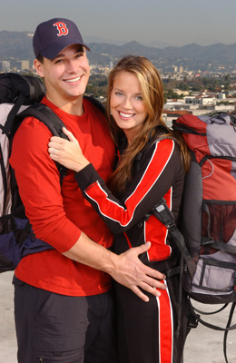 "Robert ""Rob"" Mariano and Amber Brkich (The Amazing Race 7)"
