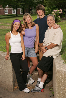 Rogers Family (The Amazing Race: Family Edition)