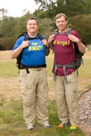 Rowan Joseph and Shane Partlow (The Amazing Race 23)