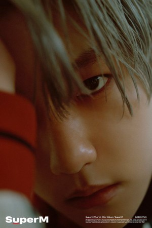 SuperM Concept Photo 02  -BAEKHYUN
