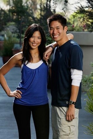 "Tamara (Tien-Jan) ""Tammy"" and Victor Jih (The Amazing Race 14)"
