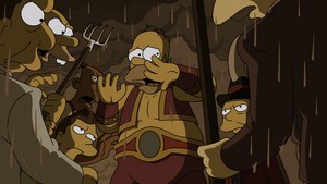 "The Simpsons ~ 25x02 ""Treehouse of Horror XXIV"""