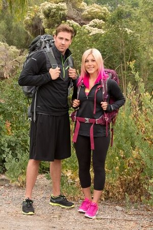 "Timothy ""Tim"" Sweeney and Marie Mazzocchi (The Amazing Race 23)"