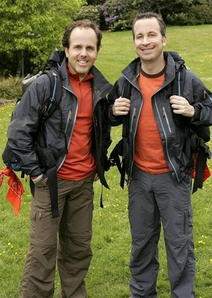 Tom Rock and Terry Cosentino (The Amazing Race 10)