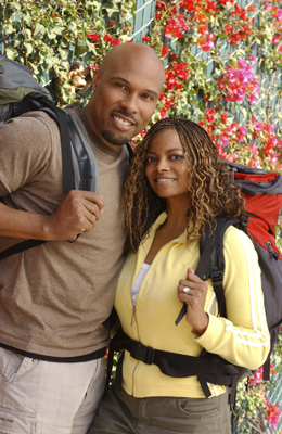 Uchenna and Joyce Agu (The Amazing Race 7)