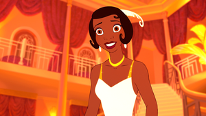 Walt डिज़्नी Screencaps - Princess Tiana