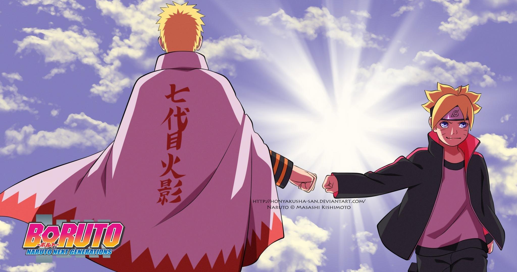 Boruto Naruto The Movie Anime Wallpaper 42997040 Fanpop