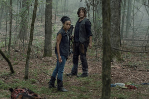 10x05 ~ What It Always Is ~ Daryl and Connie