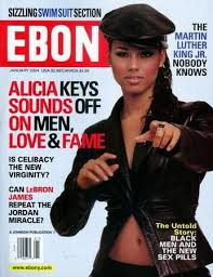 Alicia Keys On The Cover Of Ebony