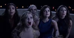 Aria Alison Hanna Spencer and Emily 15