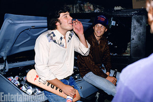 Ben Affleck - Behind the Scenes of Dazed and Confused