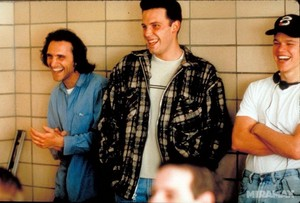 Ben Affleck - Behind the Scenes of Good Will Hunting