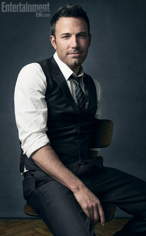 Ben Affleck - Entertainment Weekly Photoshoot - 2012