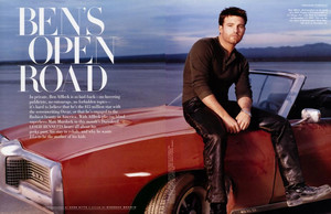Ben Affleck - Vanity Fair Photoshoot - 2003