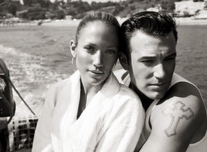 Ben Affleck and Jennifer Lopez - Tony Duran Photoshoot - 2002