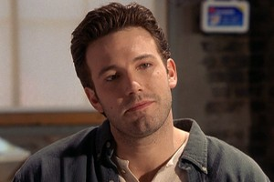 Ben Affleck as Holden McNeil in jay and Silent Bob Strike Back