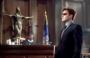 Ben Affleck as Matt Murdock in Daredevil