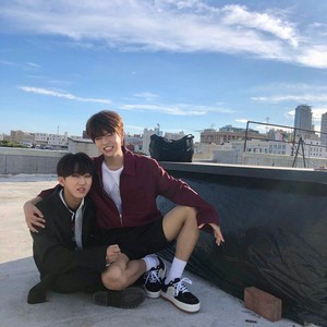 Changbin and Seungmin