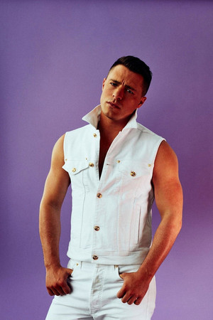 Colton Haynes - Attitude Magazine Photoshoot - 2019