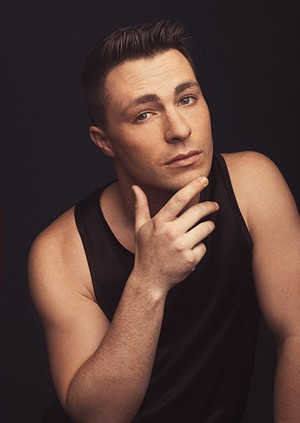 Colton Haynes - The Advocate Photoshoot - 2019