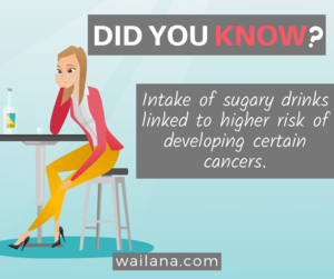 Cut down on Sugars