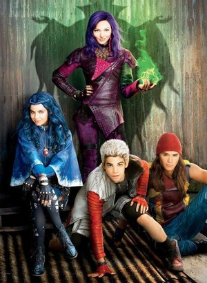 Descendants 1