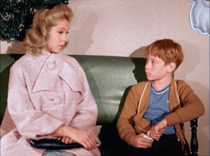Elizabeth and Billy Mumy