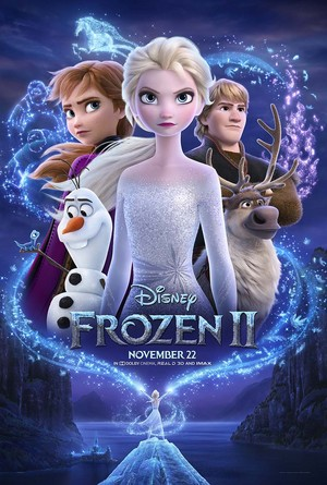 La Reine des Neiges 2 New Poster