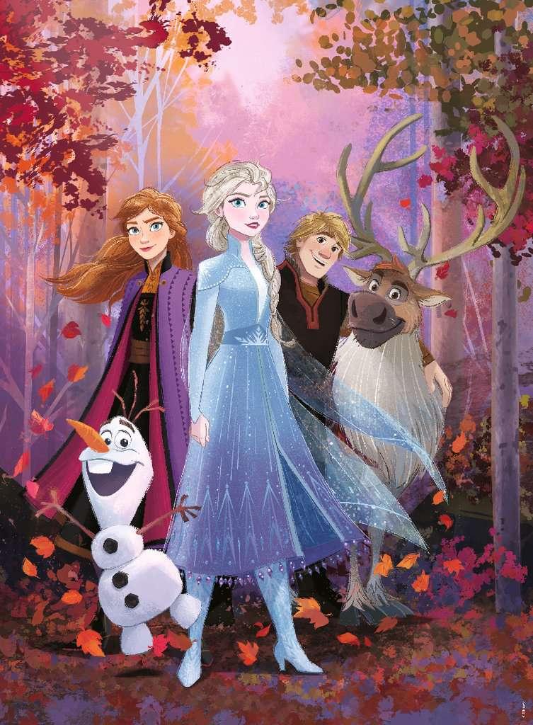 Frozen 2 - Elsa and Anna Photo (43064712) - Fanpop