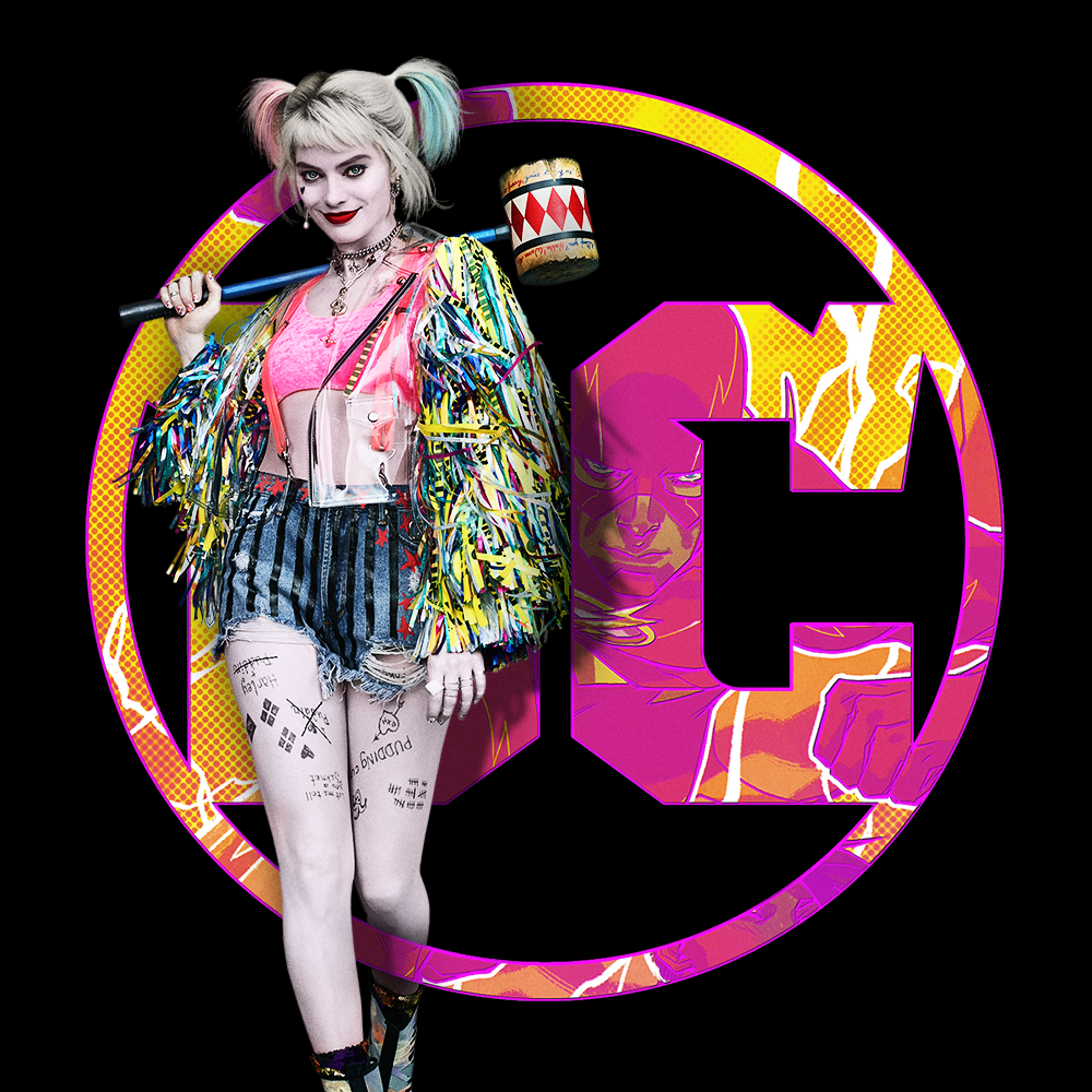 Harley Quinn Social Media Takeover profil photos