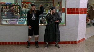 gaio, jay and Silent Bob in 'Mallrats'