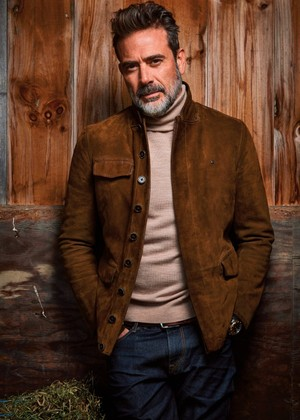 Jeffrey Dean morgan - Sharp Magazine Photoshoot - 2015