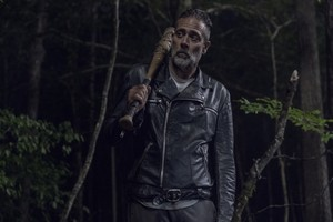 Jeffrey Dean morgan as Negan in 10x05 'What It Always Is'