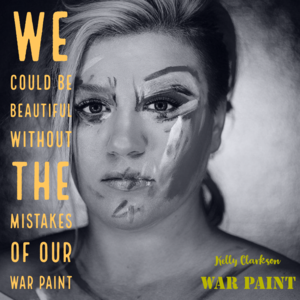 Kelly Clarkson War Paint Edit