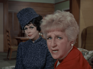 Liz and Mabel Albertson