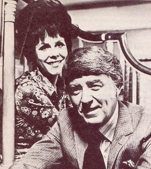 Liz and Peter Lawford