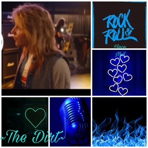 Made a new aesthetic of him on September 9th blue Aesthentic of Daniel as Vince :)