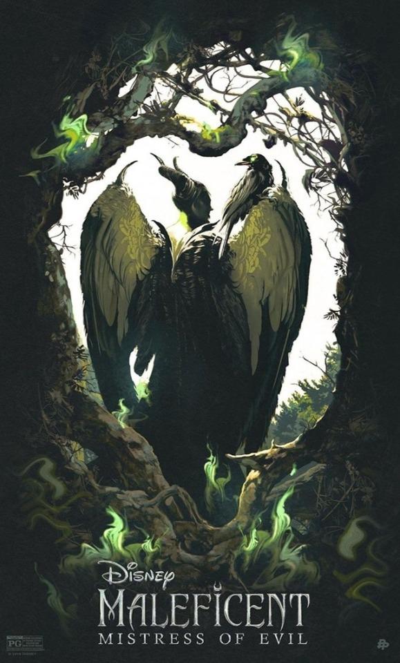 Maleficent Mistress Of Evil 2019 Poster Maleficent 2014 Foto 43022162 Fanpop Page 2