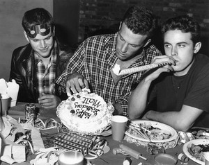 Matt Damon, Ben Affleck and Casey Affleck - Interview Magazine Photoshoot - 1997