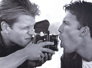 Matt Damon and Ben Affleck - Interview Magazine Photoshoot - 1997