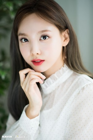 "Nayeon ""Feel Special"" promotion photoshoot oleh Naver x Dispatch"